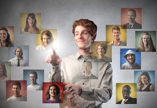 Professional Social Network Website Development