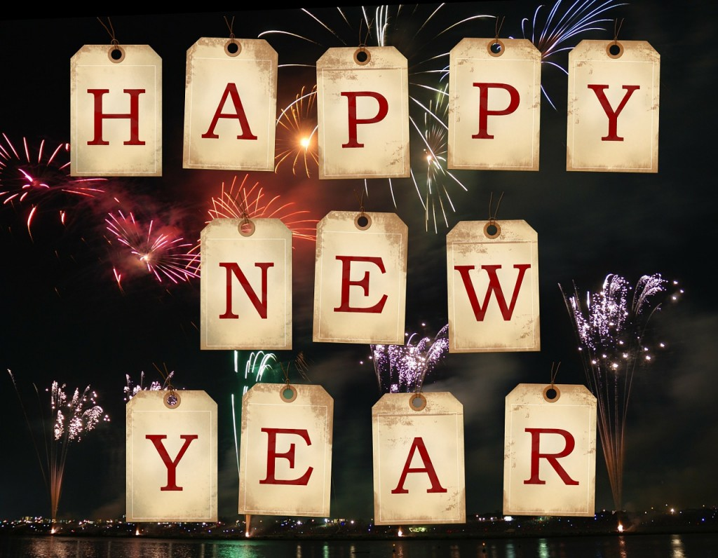 Happy New Year from ISS Art