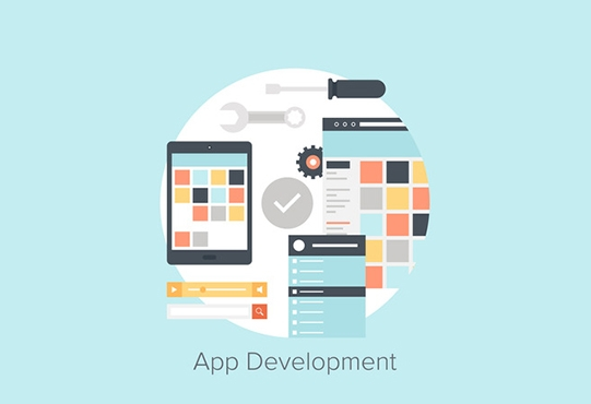application development from scratch part one