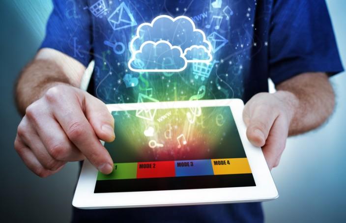 Cloud Based Application Development Image