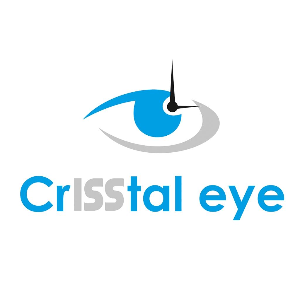 CrISStal Eye logo