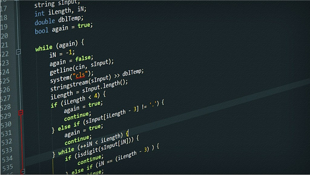 Code fragment