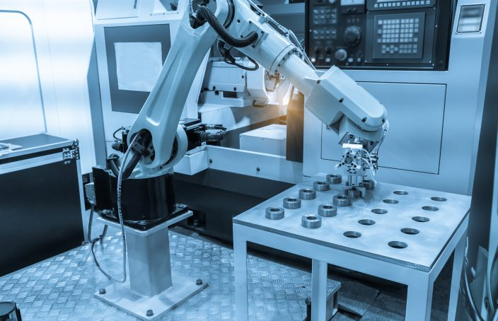 Industrial automation through Java