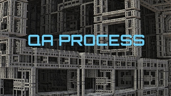 QA Process Building