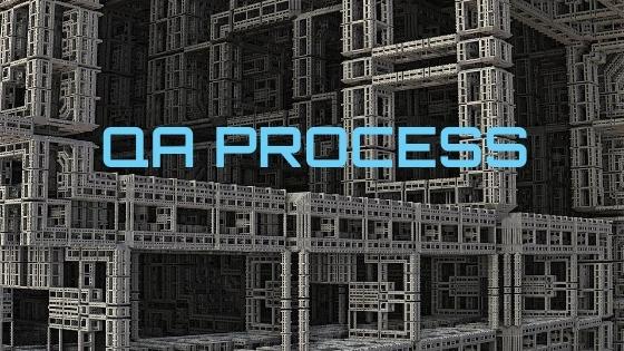 QA Process Building