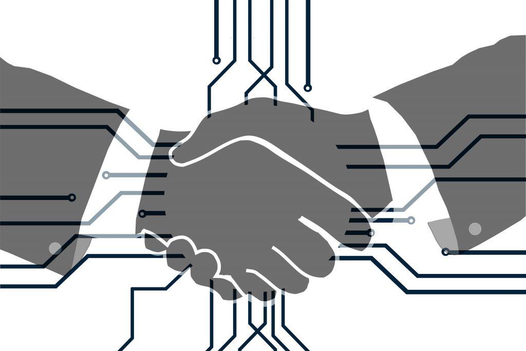 Meet smart contracts in practice