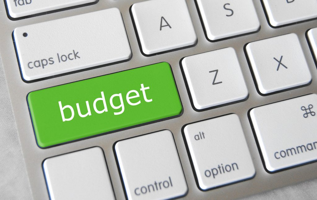 Make your software project budget transparent and crystal-clear. Image by by GotCredit