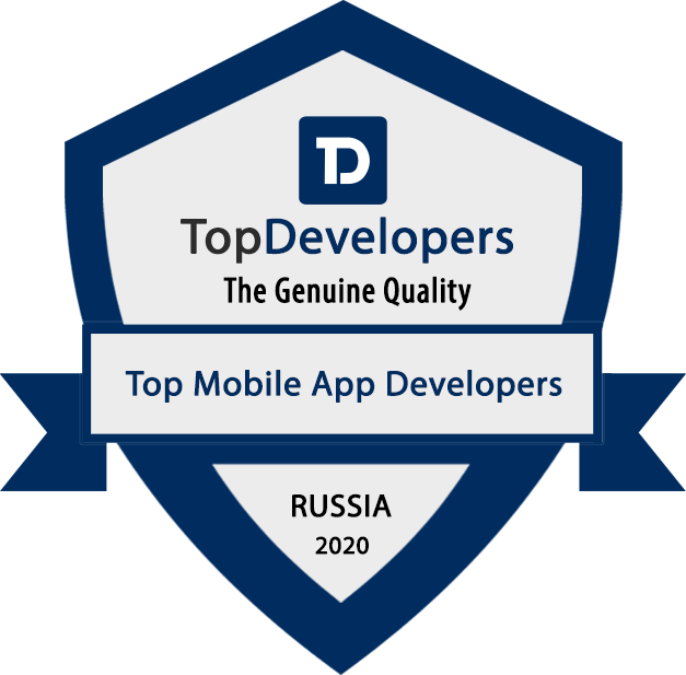 Top App Developer Russia 2020